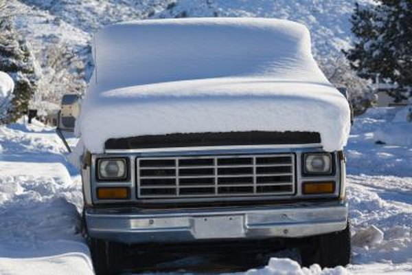 Prepare your vehicle before the snow flies.