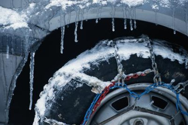 How to Size Tire Chains | It Still Runs