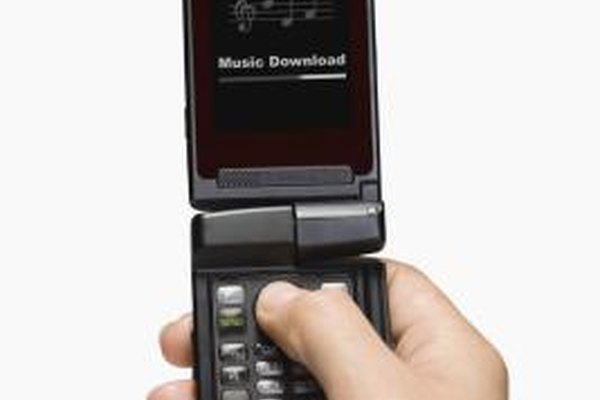 MP3 files are the most common audio files used by LG smartphones.