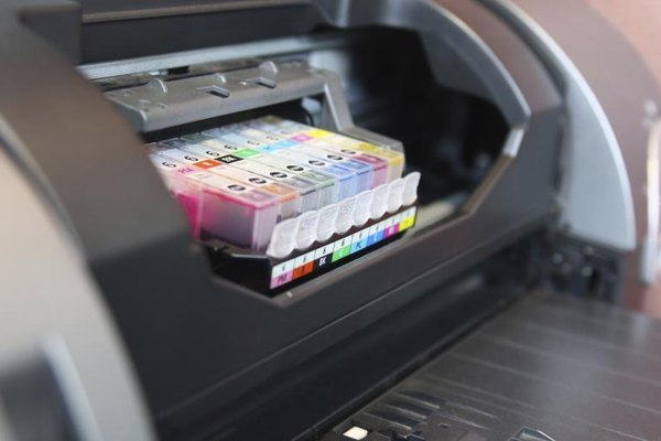 The nozzles on your print cartridges can become clogged with dry ink if you don't print regularly.