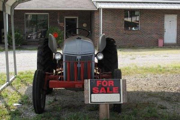 Ford Tractor Hydraulic System Troubleshooting | It Still Runs