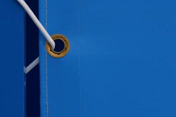 How to Secure a Tarp | It Still Runs
