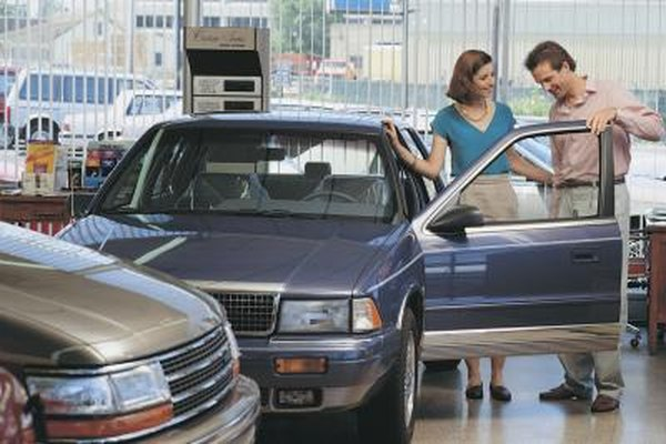 When buying a used car, check its title history to avoid any potential issues down the road.