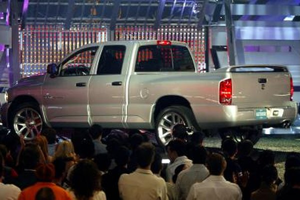 The 2005 Ram has enough available options to suit almost any truck buyer.