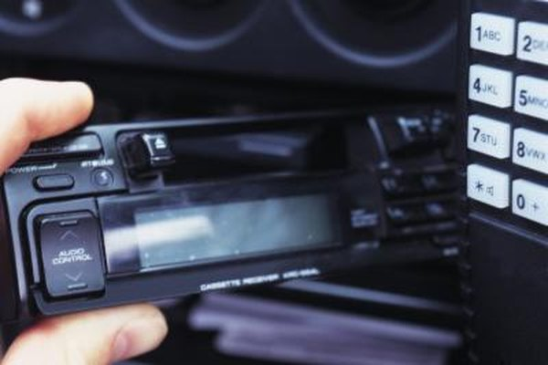 How To Reset A Radio That Shows As Locked On 2004 Chevy It Still Runs