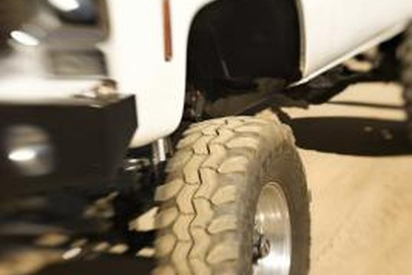 Signs & Symptoms of a Slipped Radial Tire Belt | It Still Runs