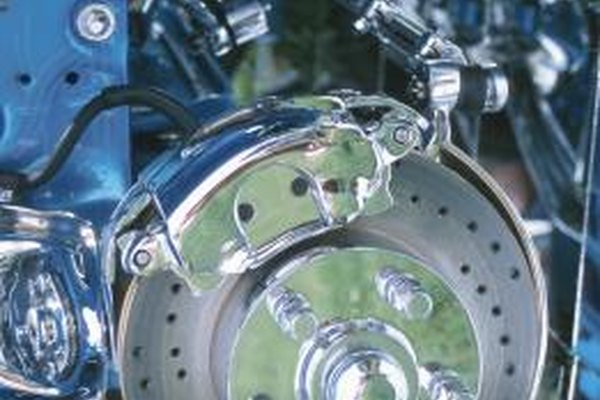 Proportioning valves reduce excessive brake fluid pressure to the rear brakes.