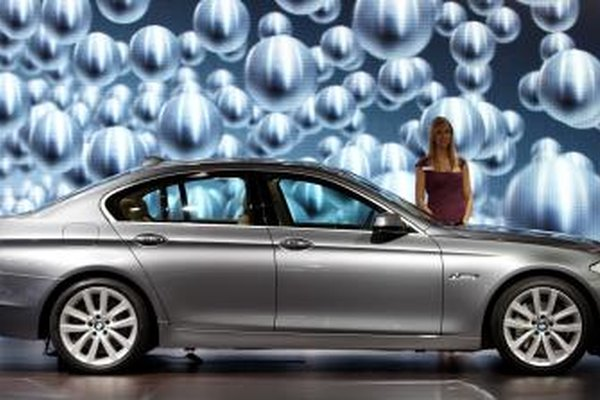 The 2011 BMW 5 Series featured dramatic body styling changes from the 2010 models.