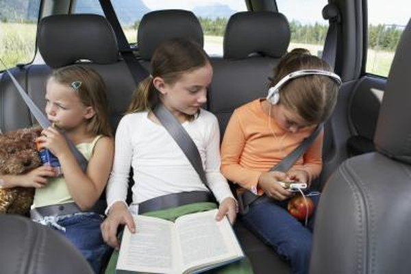 Adding a third row seat in your vehicle creates more space for larger families.