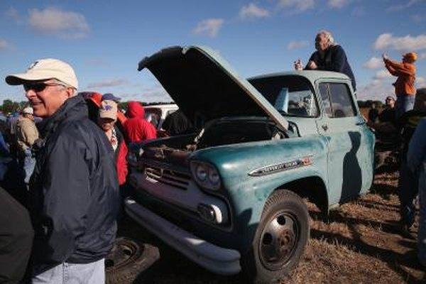 1958 1959 Chevrolet Pickup Specifications It Still Runs