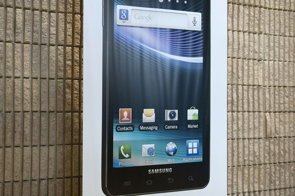 Samsung phones can also send audio and video via Bluetooth.