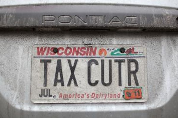 Searching for license plate numbers in Wisconsin is free and available to anyone with Internet access.