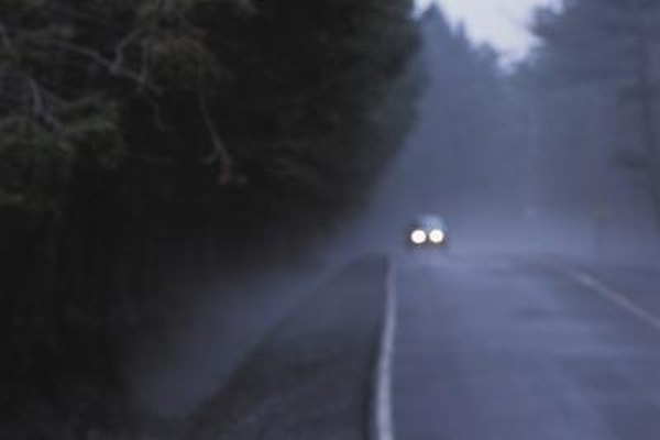 Clean headlights make your travel safer.