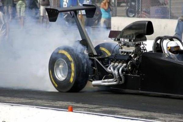 Top Fuel dragsters can go from 0 to 60 in half a second.