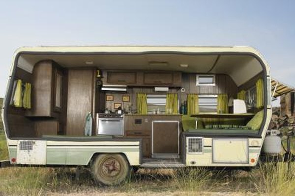 Ideas To Renovate A Small Travel Trailer Camper | It Still Runs