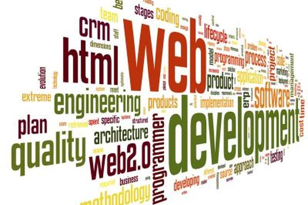 Use quality Web development tools to create quality websites.