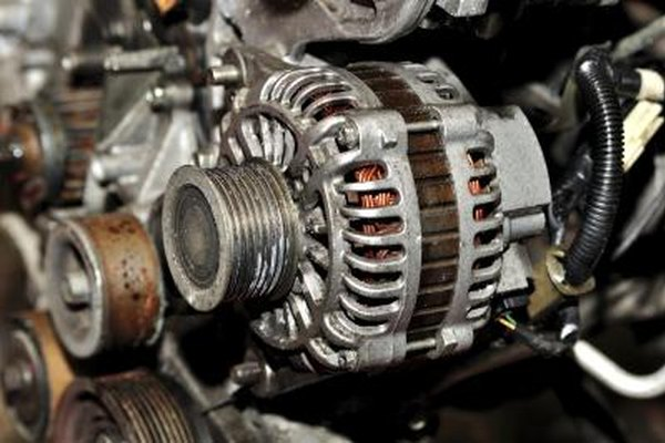 Car alternator problem signs