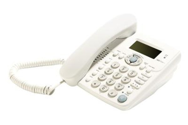 Voice mail service has replaced traditional answering machines on modern phones.