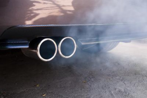 NOx is a dangerous pollutant in car exhaust.