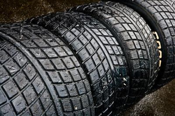 Tires include silica, carbon and sulfur as well as rubber.