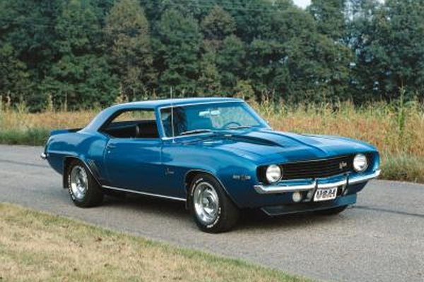 How To Decode A Build Sheet For A Chevy Muscle Car It Still Runs