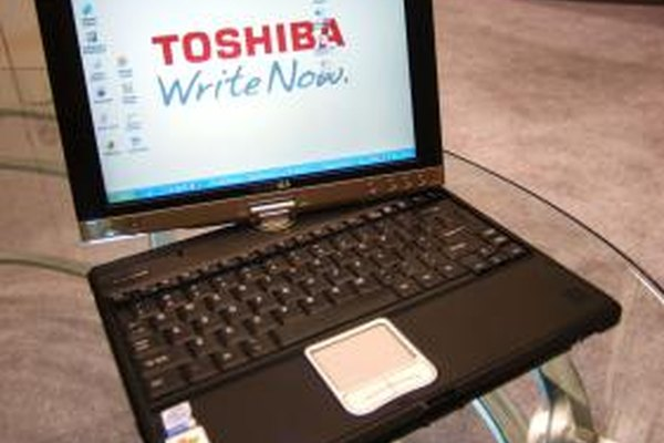 What Does It Mean When a Toshiba Laptop Satellite Power