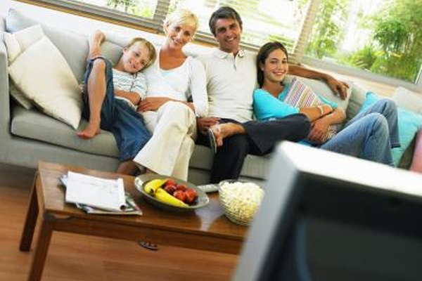 Treat your family to the best viewing quality by connecting your TV and DISH Network with an HDMI cable.
