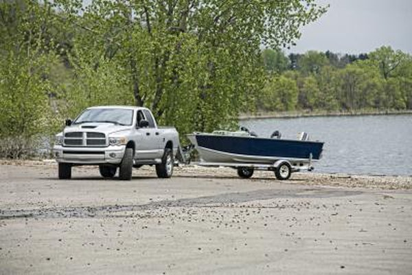 A tow package allows you to handle a trailer much easier.
