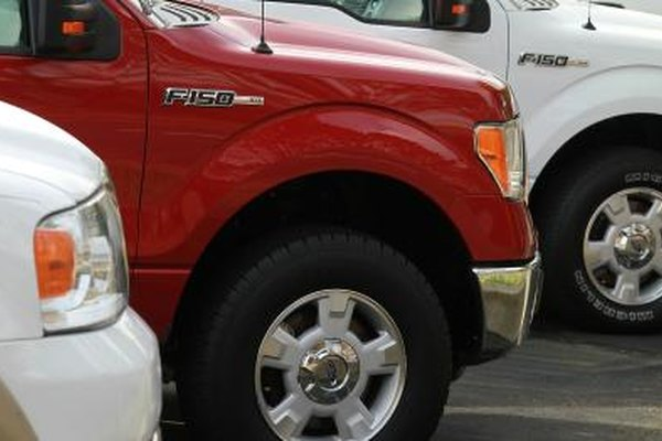 The US built 2005 Ford F-150 trucks were manufactured in Michigan, Virginia, and Missouri.