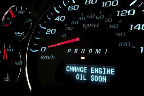 Clearing the oil change light isn't difficult.