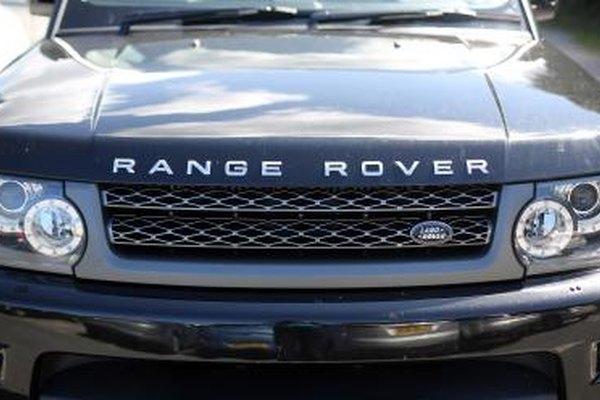 Range Rover Air Suspension Problems | It Still Runs