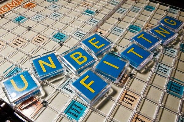Hacer un recompecabezas de sopa de letras se trata de reordenar las letras para hacer palabras.