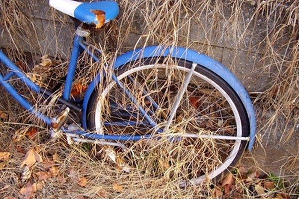 Fabrica un triciclo.