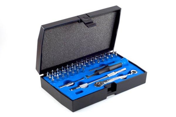 Un escariador no puede faltar en una buena caja de herramientas.
