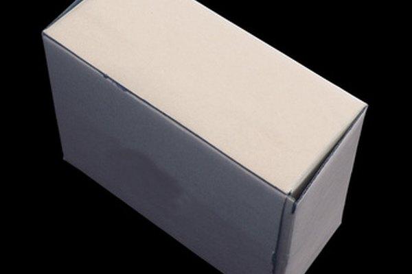El cartón tiene muchas propiedades positivas