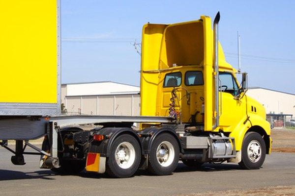 Los conductores de camiones pueden calificar para una variedad de subvenciones.