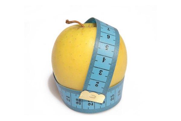 Contar calorías en una estrategia de gestión de peso.