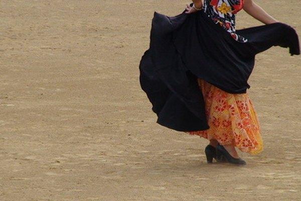 El flamenco es la danza más conocida de España.