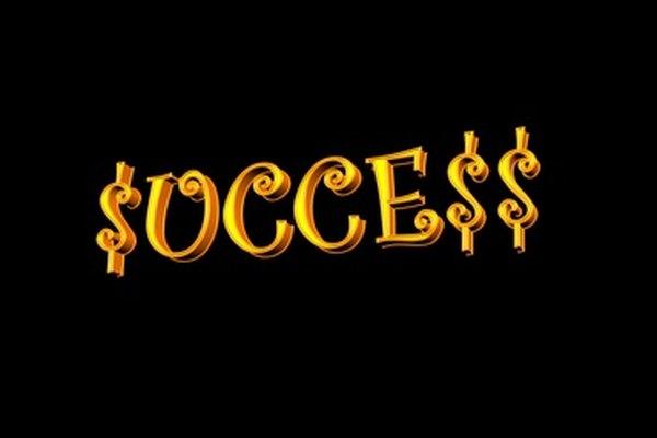 Fijar metas puede conducir al éxito en el mundo empresarial.