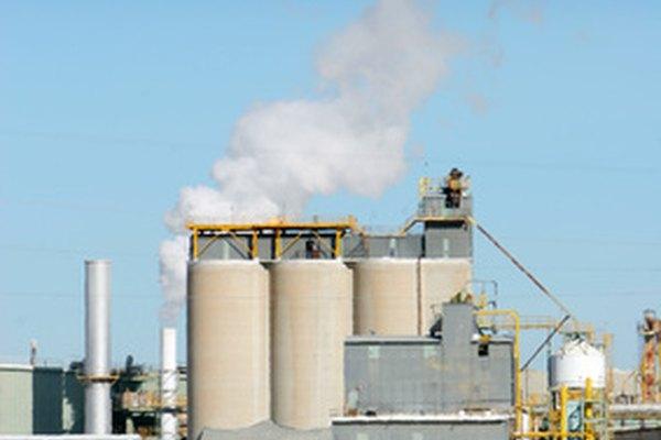 Las plantas de energía suministran electricidad utilizando corriente alterna.