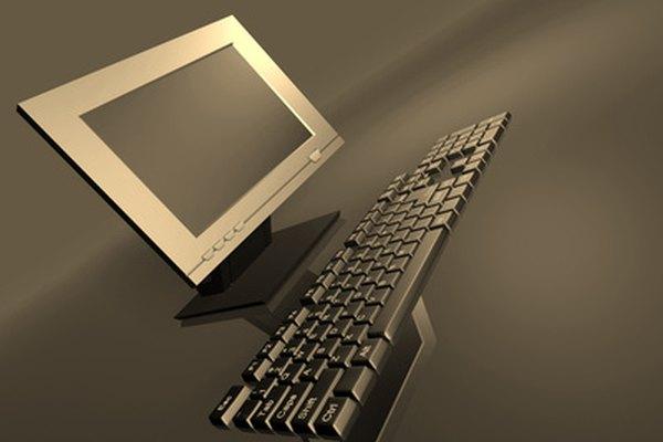 Los computadores han hecho impacto en la operación de las pequeñas empresas.