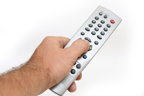 Use your remote control to remove closed captioning.