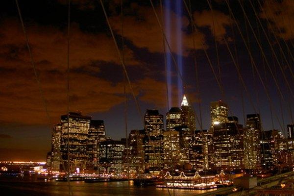 El atentado a las Torres Gemelas en la Ciudad de Nueva York han cambiado completamente la seguridad aeroportuaria.