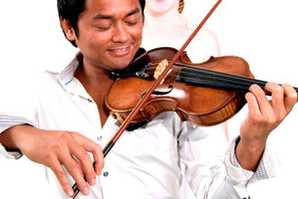 El suave sonido del violín se utiliza con frecuencia en la música pop.