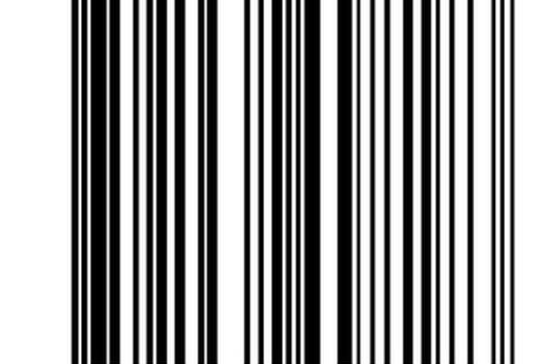 Los códigos de barras se usan para identificación y seguridad.