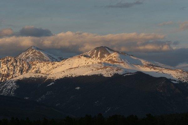 Montañas Rocosas.