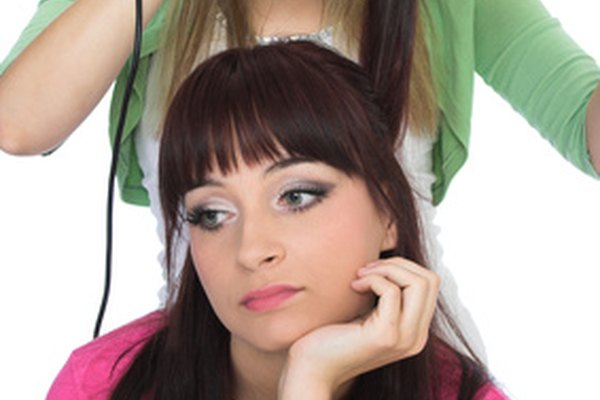 La tecnología iónica de turmalina se está utilizando para accesorios para de peluquería.