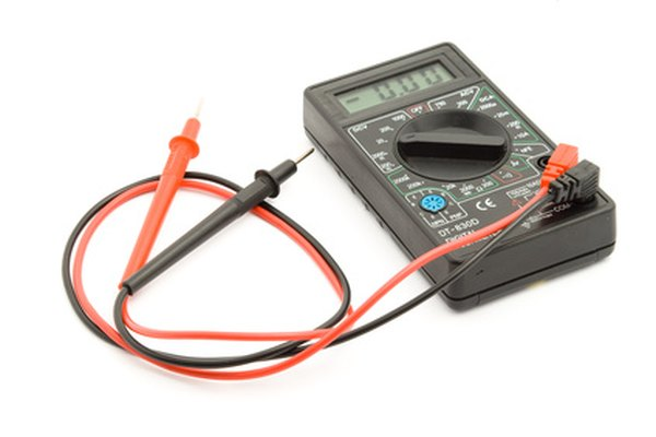 Use a digital multimeter to measure resistance.