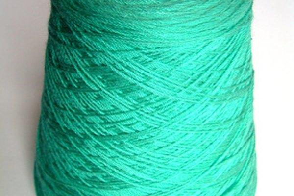 La cuerda de nylon es fácil de usar.