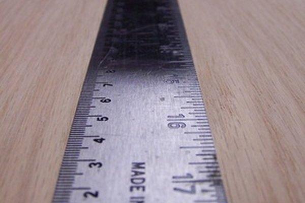 La altura puede medirse en centímetros.
